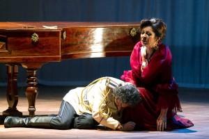 Genova, Teatro Carlo Felice 2015 © Marcello Orselli