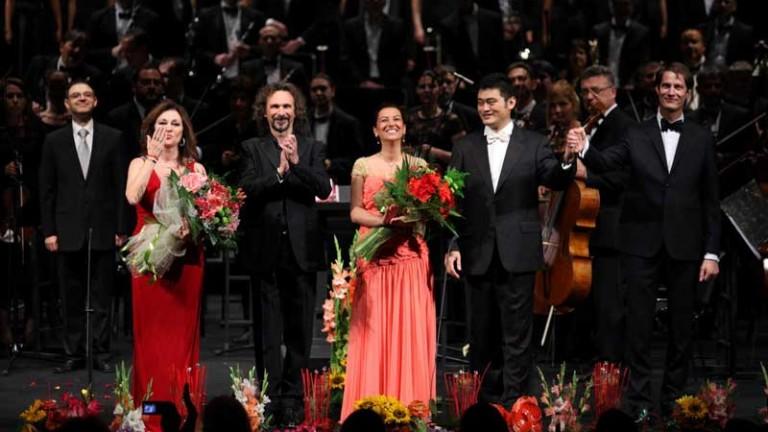 Galà Verdi - Teatro Madlenianum, Belgrado - 2013