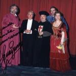 Con Renato Bruson e Bruno Bartoletti
