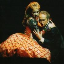 Con José Carreras - Opernhaus, Zurich - 1998