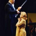 Con Zubin Mehta - Verdi Gala - Parma, 2001