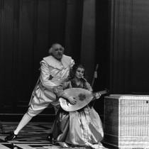 Con Ruggero Raimondi - Grand Théâtre de Genève - 1986