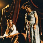 Con Placido Domingo - Gran Teatre del Liceu, Barcellona