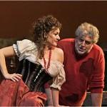 Con Juan Pons - Metropolitan Opera, New York - 2004 © Ken Howard