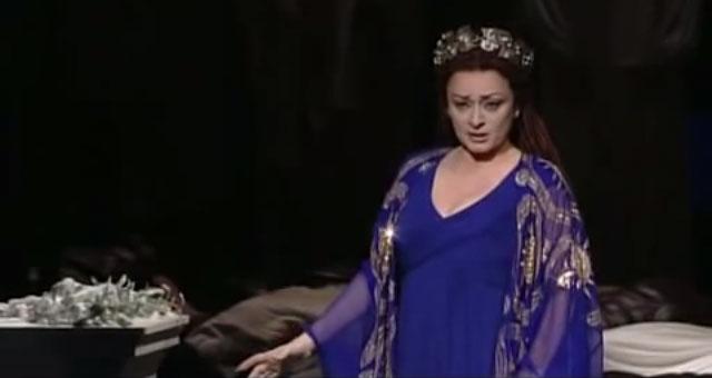 Casta diva norma vincenzo bellini daniela dess - Norma casta diva testo ...