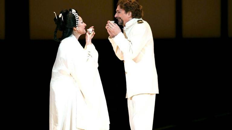 Teatro Carlo Felice, Genova - 2014 © Marcello Orselli