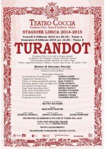 locandina Turandot